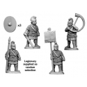 Late Roman Legionary in Mail Command