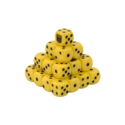 West German Dice Set