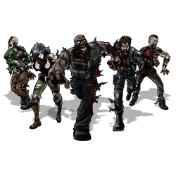 Z War One - Infected Heroes Addon Pack