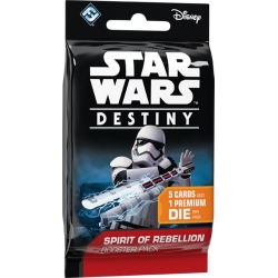 Spirit of Rebellion Single Booster