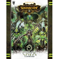 Forces of WARMACHINE: Cryx Command (Softcover)