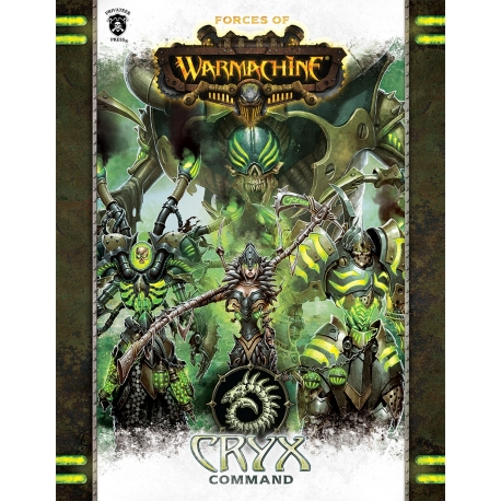 Forces of WARMACHINE: Cryx Command (Hardcover)