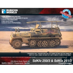 SdKfz 250/3 and 251/C Expansion Kit