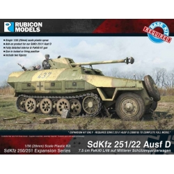 SdKfz 251/22 Ausf D Expansion Kit
