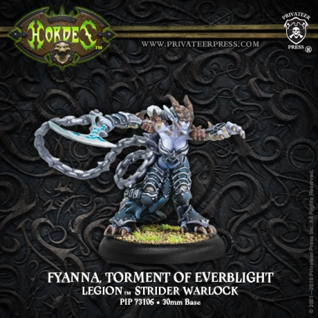 Fyanna, Torment of Everblight