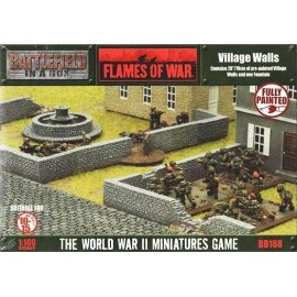 Battlefield in a Box - Village Walls