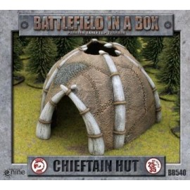 Battlefield in a Box: Chieftain Hut