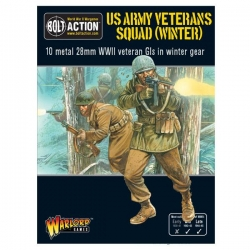 US Army Veterans Squad (Winter)