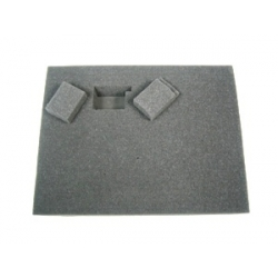 1.5 Inch Battle Foam Small Pluck Foam Tray (BFS) 11.5W x 7.75L x 1.5H