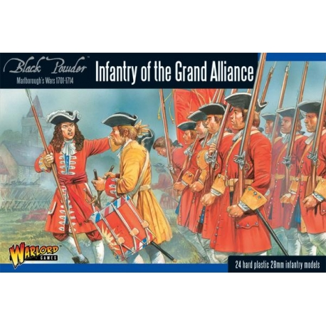 Marlborough's Wars: Infantry of the Grand Alliance