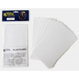 Plasticard Variety Pack: 9 Pieces