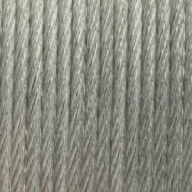 Hobby Round: Iron Cable (1.0mm)