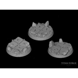 Round Bases Celtic 40mm (3)