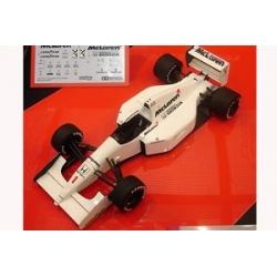 1/20 McLaren Honda MP/7 Senna LTD