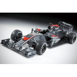 Mclaren Honda Mp4-30 2015 Black Japan