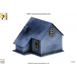 20mm Russian Village House 2