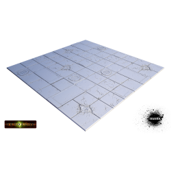 Tablescapes Tiles: Deadzone Display Board