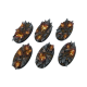 Chaos Bases, Oval 60mm (4)