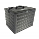 P.A.C.K. 720 Molle Half Tray Pluck Foam Load Out (Black)