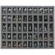 Feldherr Maxi Figure Case Compatible with 150 Standard Sized Figures and Tank...