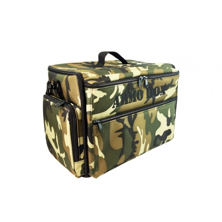 Ammo Box Bag Standard Load Out for 15-20mm Models (Camo)