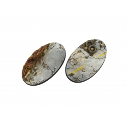 Highway Bases, Oval 90mm