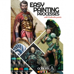 Painting Processes with Scalecolor paints