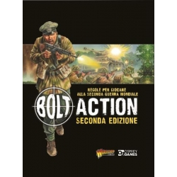 Bolt Action 2 Rulebook - Italian