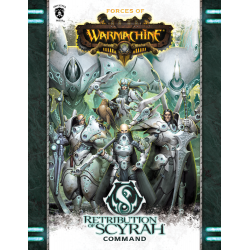 Forces of WARMACHINE: Retribution of Scyrah Command Softcover