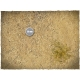 4ft x 4ft, Wild West Theme Cloth Game Mat