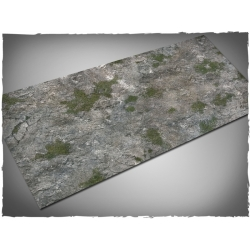 3ft x 6ft, Medieval Ruins Theme Pvc Game Mat