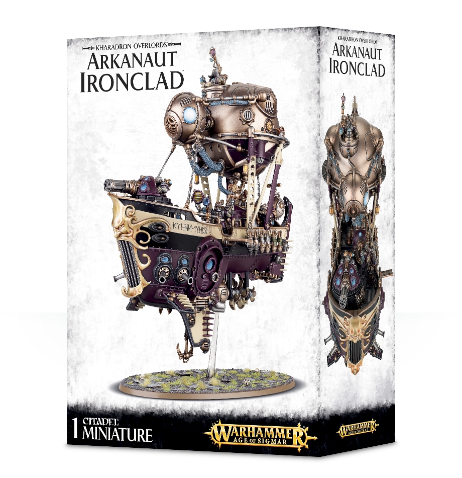 Kharadron overlords skyriggers//endrinriggers Games Workshop 99120205021 AOS