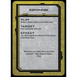 PHR Command Cards