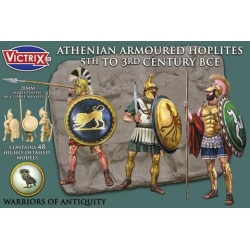 Athenian Armoured Hoplites 5th to 3rd Century BCE