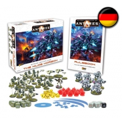 Beyond the Gates of Antares: The Xilos Horizon Starter Set - German