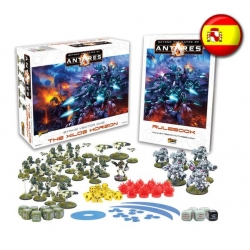 Beyond the Gates of Antares: The Xilos Horizon Starter Set - Spanish