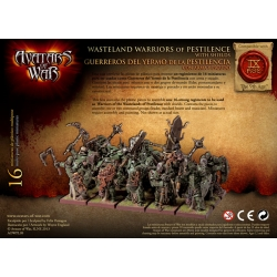 Warriors of Pestilence with Shields
