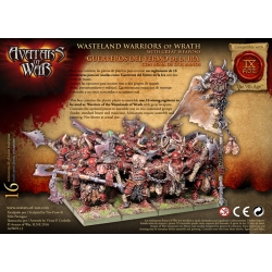 Warriors of Wrath with Great Weapons