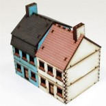 Pre-painted Semi Detached Type 2