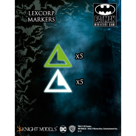 Lexcorp Markers