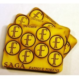 MDF Fatigue Markers - 'f'