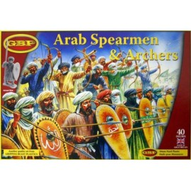 Arab Spearmen and Archers