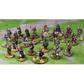 Norse Gael 4-point Warband Starter