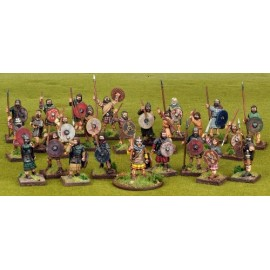 Scots 4-point Warband Starter