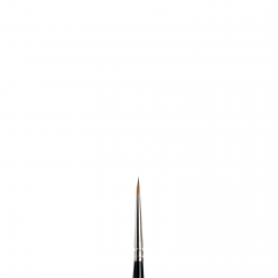 Series 7 Kolinsky Sable Brush - Round No 0