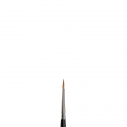 Series 7 Kolinsky Sable Brush - Round No 1