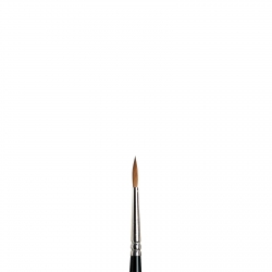 Series 7 Kolinsky Sable Brush - Round No 2