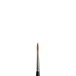 Series 7 Kolinsky Sable Brush - Round No 3