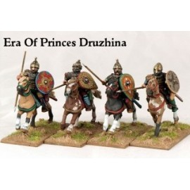 Era Of The Princes Druzhina