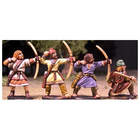 Anglo-Saxon Geburs with Bows